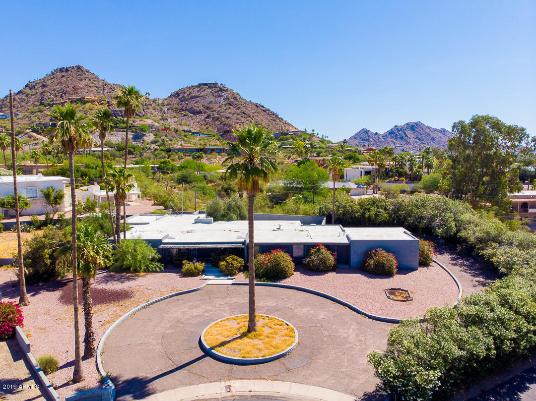 Photo of 4020 E SIERRA VISTA Drive, Paradise Valley, AZ 85253