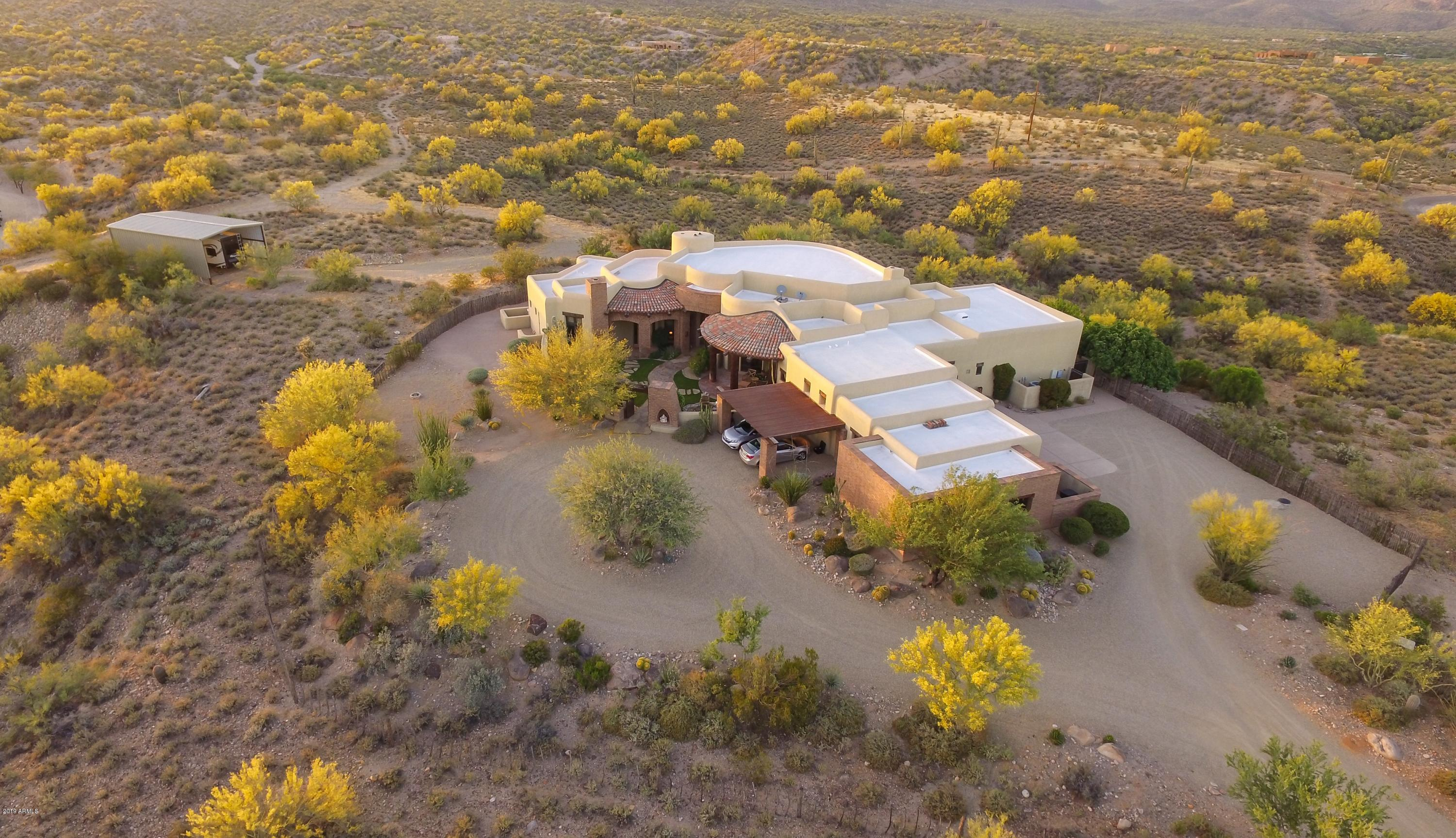 MLS 5935429 1230 W LARREA Trail, Wickenburg, AZ 85390 Wickenburg AZ One Plus Acre Home