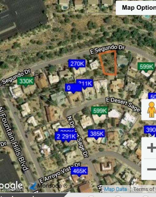 MLS 5934610 16405 E SEGUNDO Drive, Fountain Hills, AZ 85268 Fountain Hills AZ Condo or Townhome