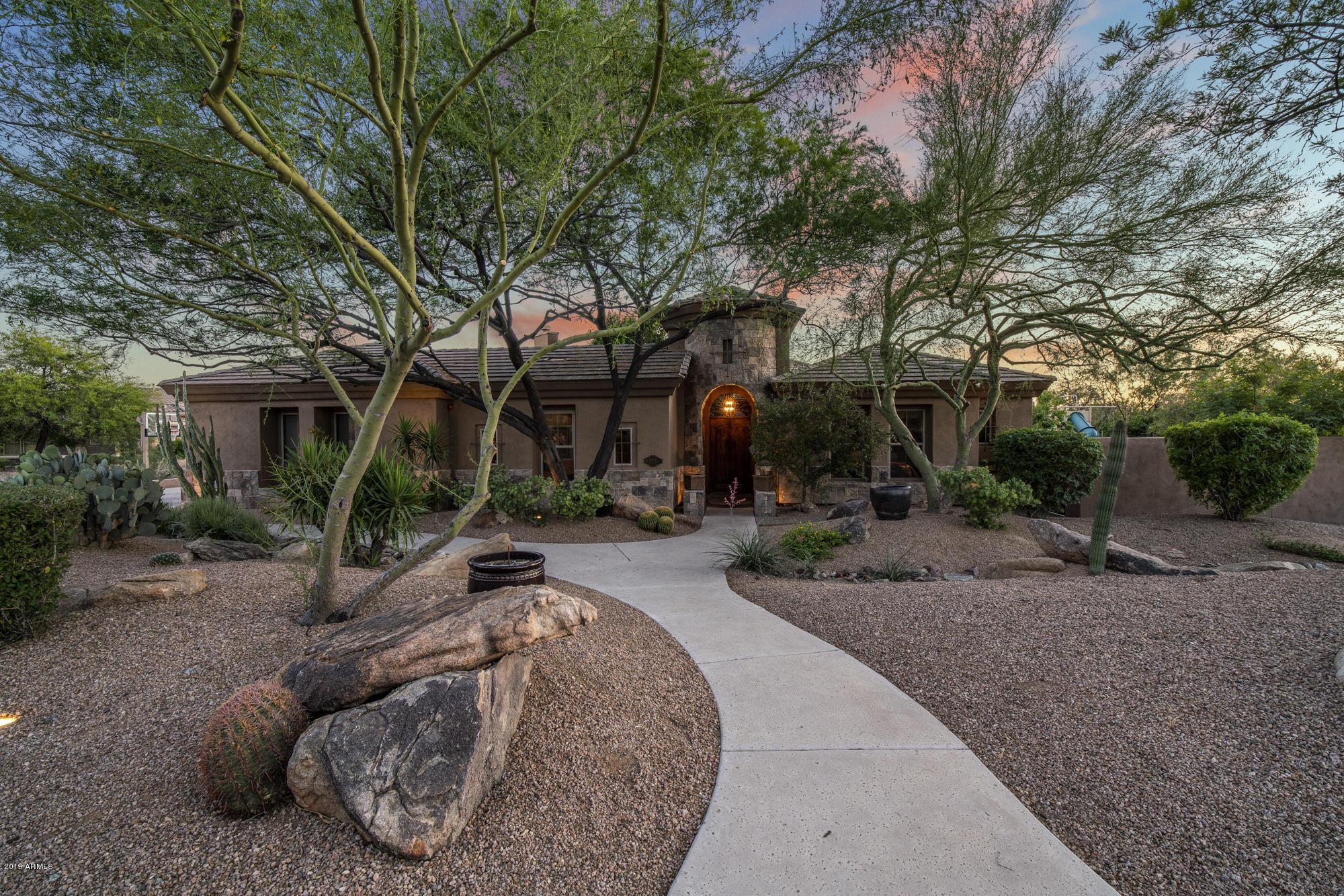 Photo of 11051 E MEADOWHILL Drive, Scottsdale, AZ 85255