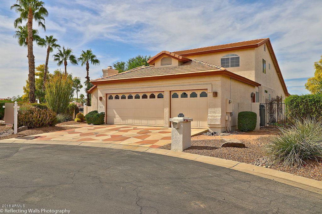 MLS 5935175 10808 E SILVERTREE Drive, Sun Lakes, AZ 85248