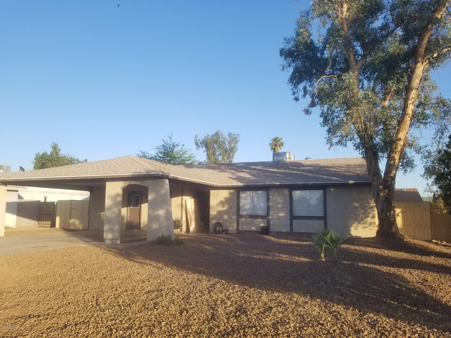 Photo of 8857 W WELDON Avenue, Phoenix, AZ 85037