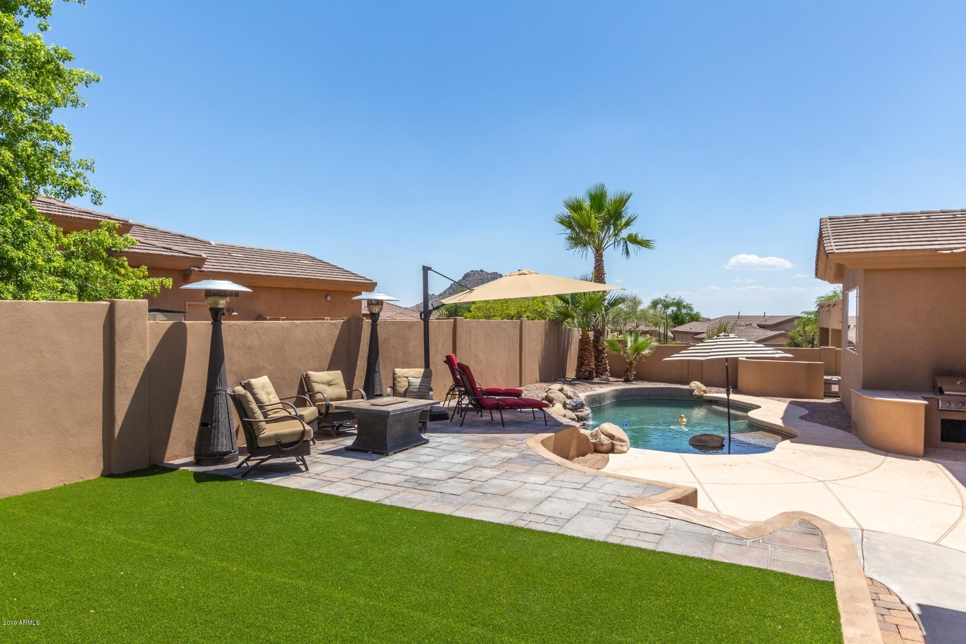 MLS 5935612 28403 N 114TH Place, Scottsdale, AZ 85262 Scottsdale AZ Private Pool
