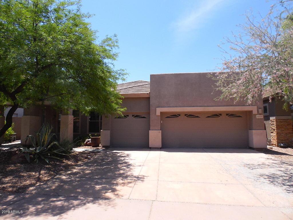 3223 W RAPALO Road, Anthem, Arizona
