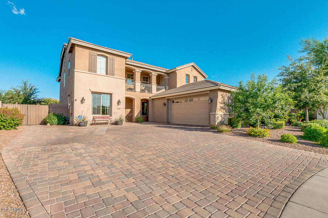 Photo of 4141 S BEVERLY Court, Chandler, AZ 85248
