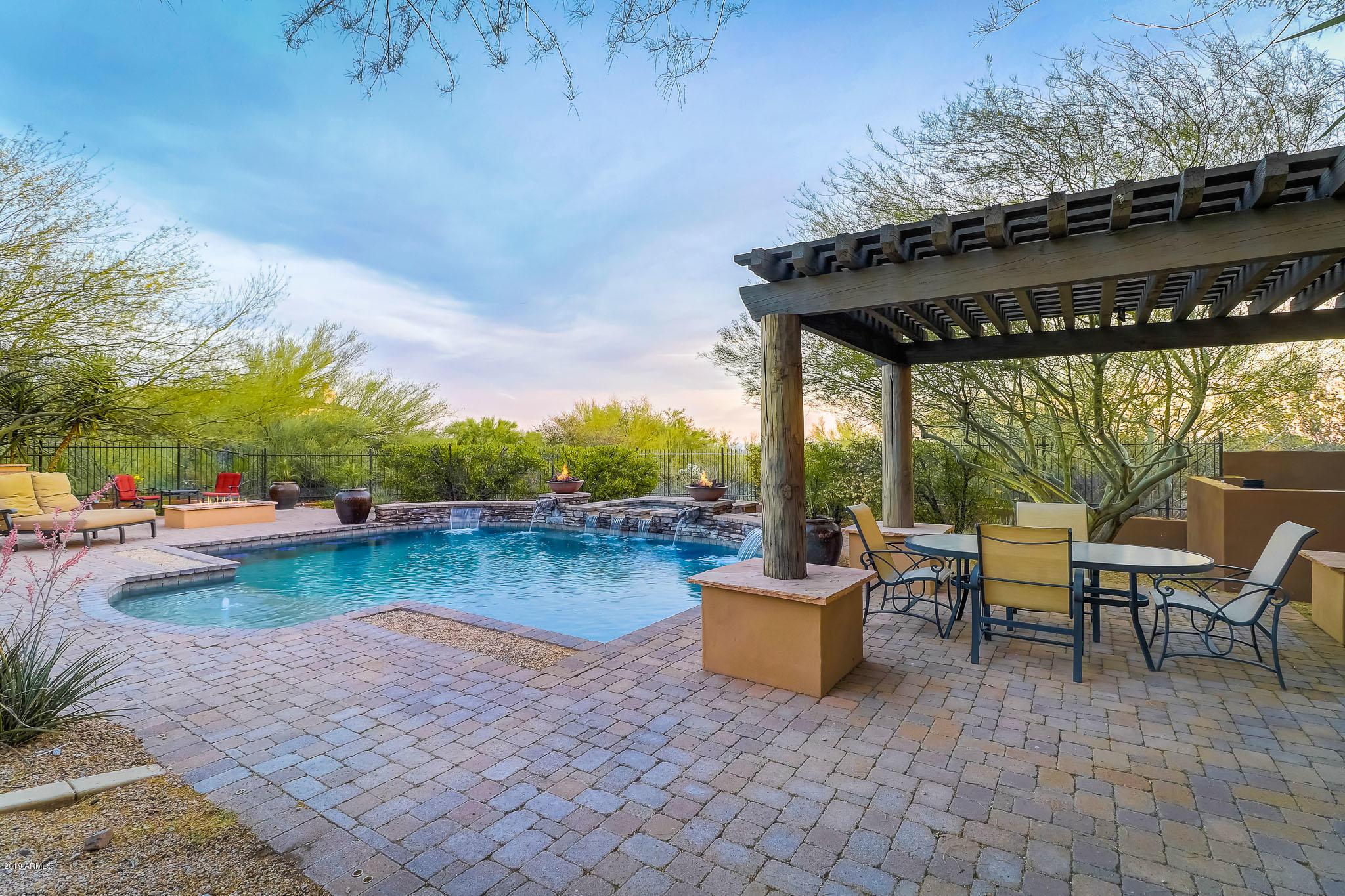MLS 5935797 9922 E Buteo Drive, Scottsdale, AZ 85255 Scottsdale AZ Private Pool