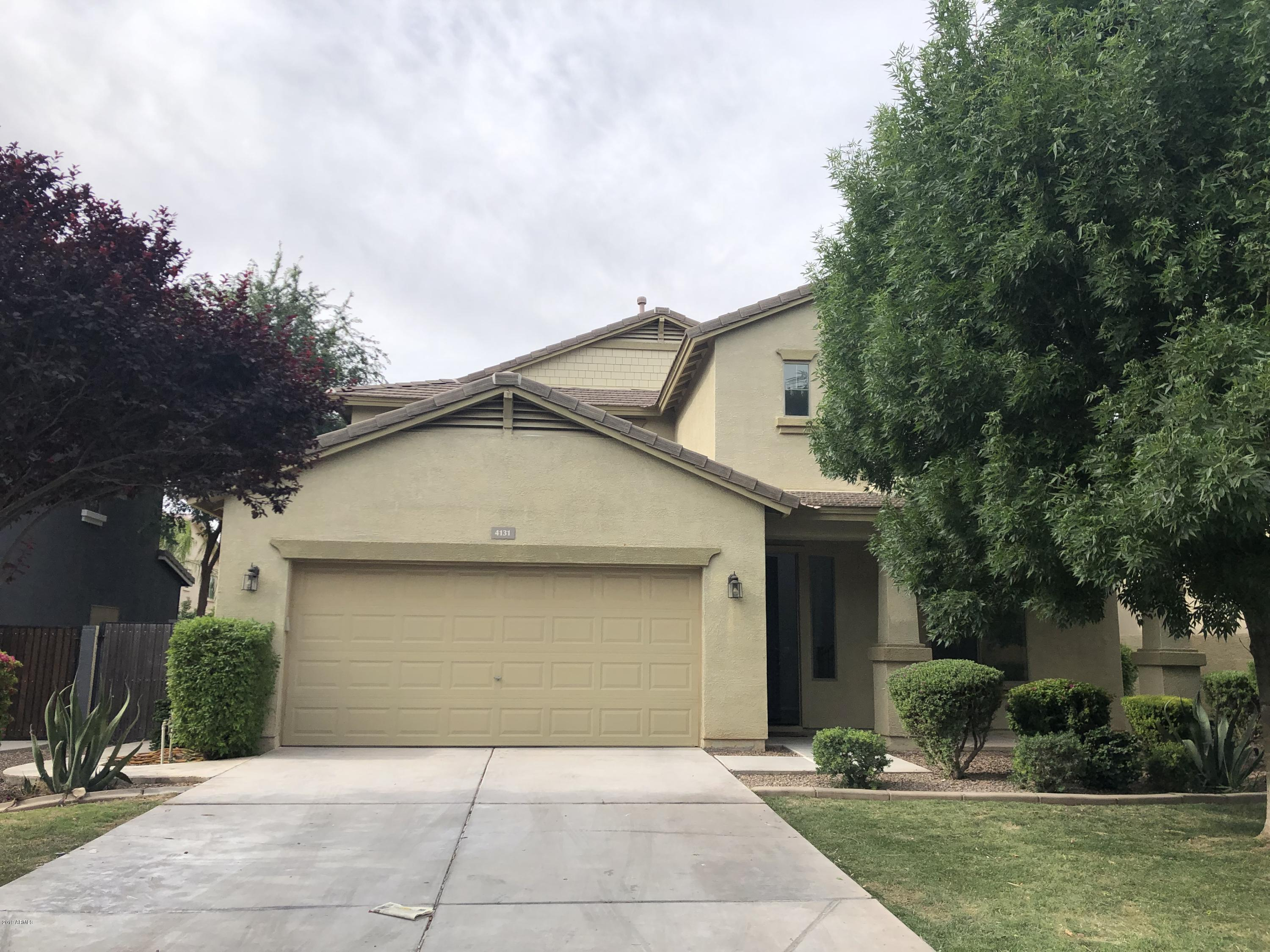 Photo of 4131 E CULLUMBER Court, Gilbert, AZ 85234