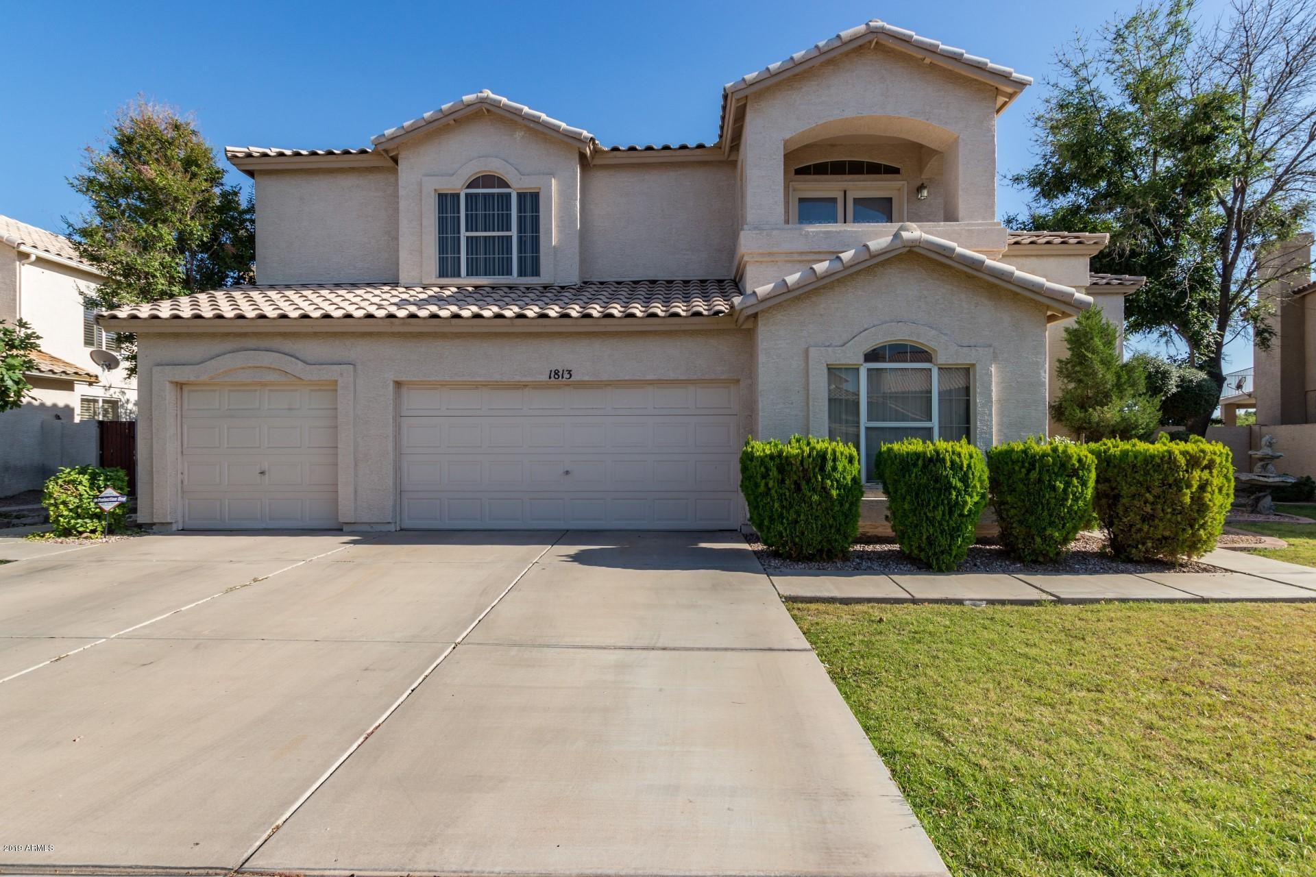 Photo of 1813 W ENCINAS Street, Gilbert, AZ 85233