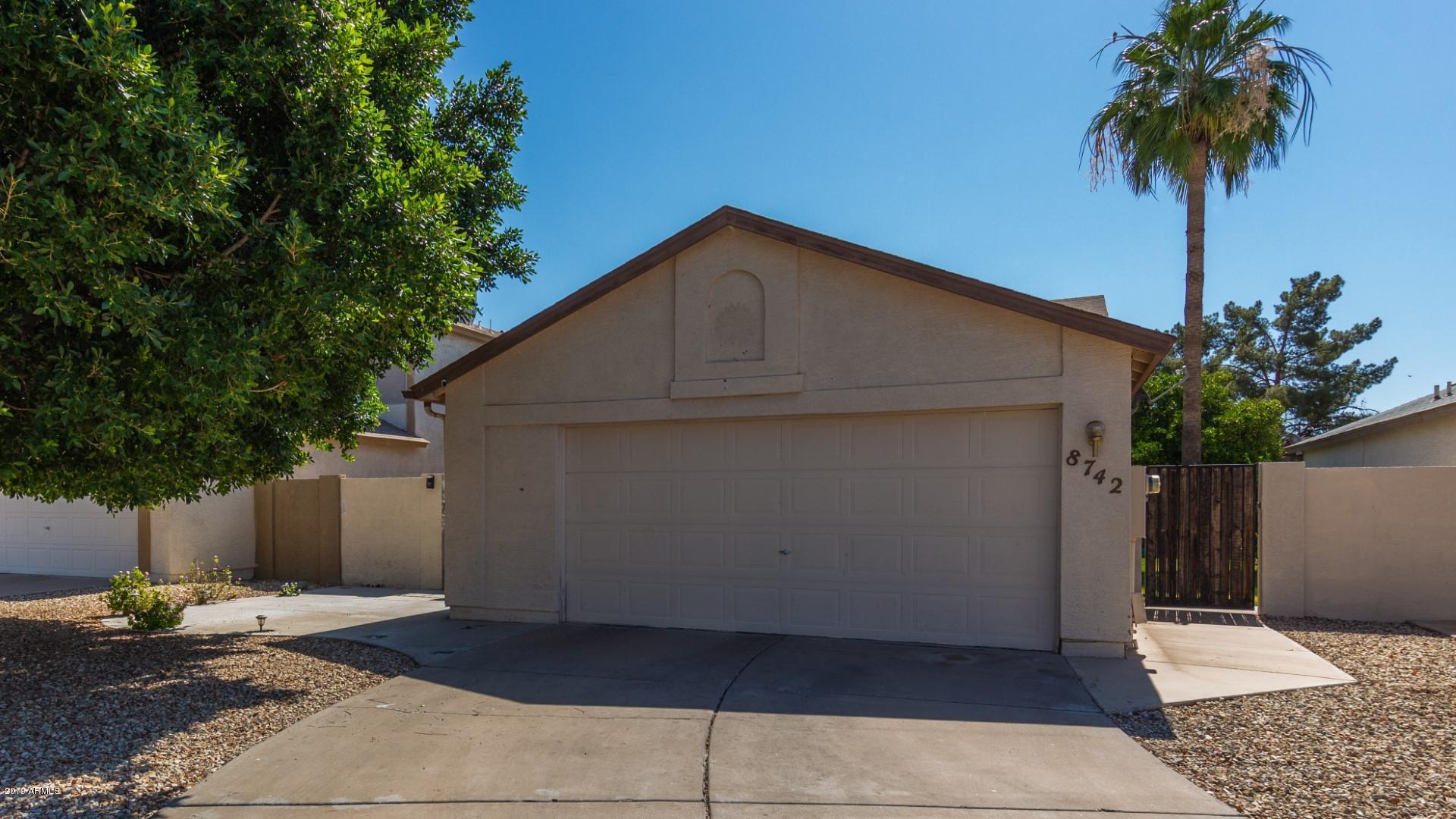 Photo of 8742 W ATHENS Street, Peoria, AZ 85382