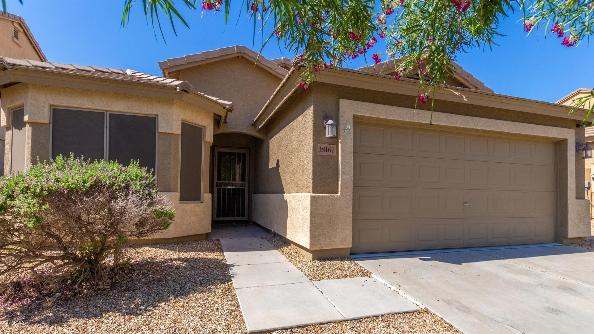 Photo of 18167 W MISSION Lane, Waddell, AZ 85355
