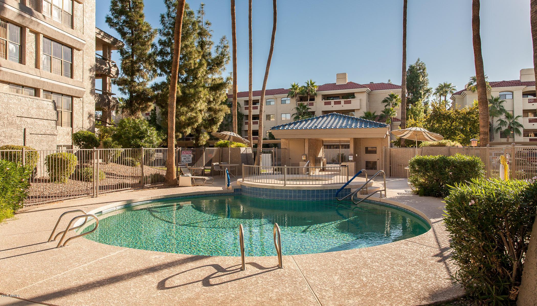 MLS 5936754 5136 N 31ST Place Unit 635 Building 6, Phoenix, AZ 85016 Waterfront Homes in Phoenix