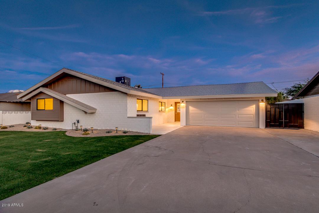 Photo of 8319 E CLARENDON Avenue, Scottsdale, AZ 85251