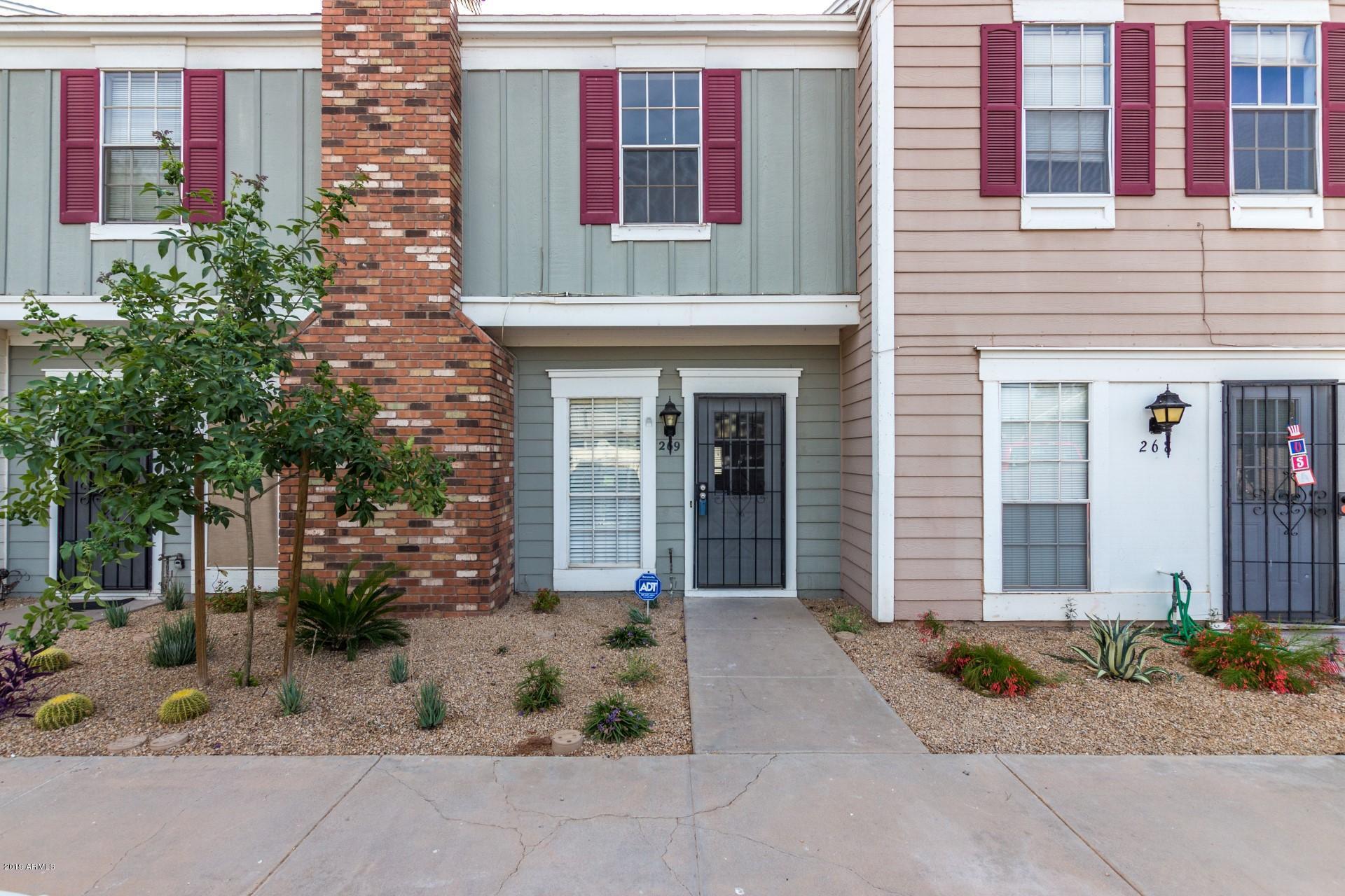 Photo of 1601 N SABA Street #269, Chandler, AZ 85225