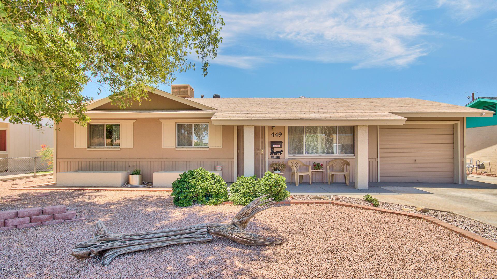 Photo of 449 E SAN TAN Street, Chandler, AZ 85225