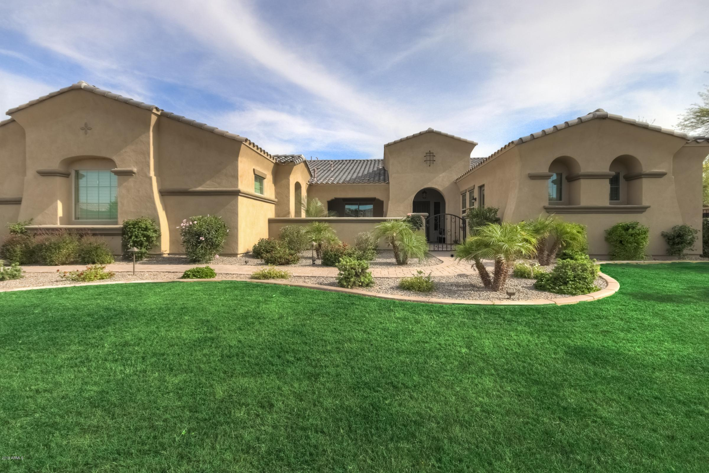 Photo of 3135 E BLACKHAWK Court, Gilbert, AZ 85298