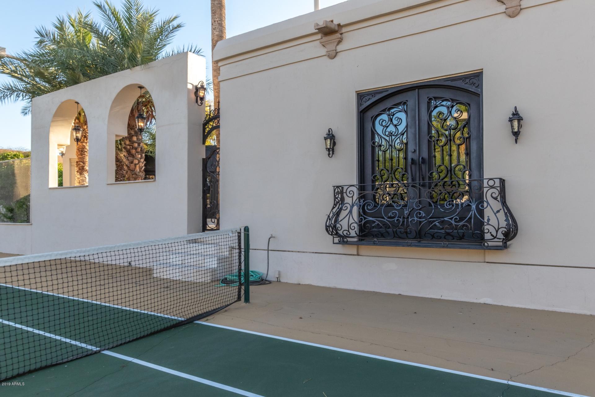 MLS 5914577 8701 N 65TH Street, Paradise Valley, AZ 85253 Paradise Valley AZ Tennis Court