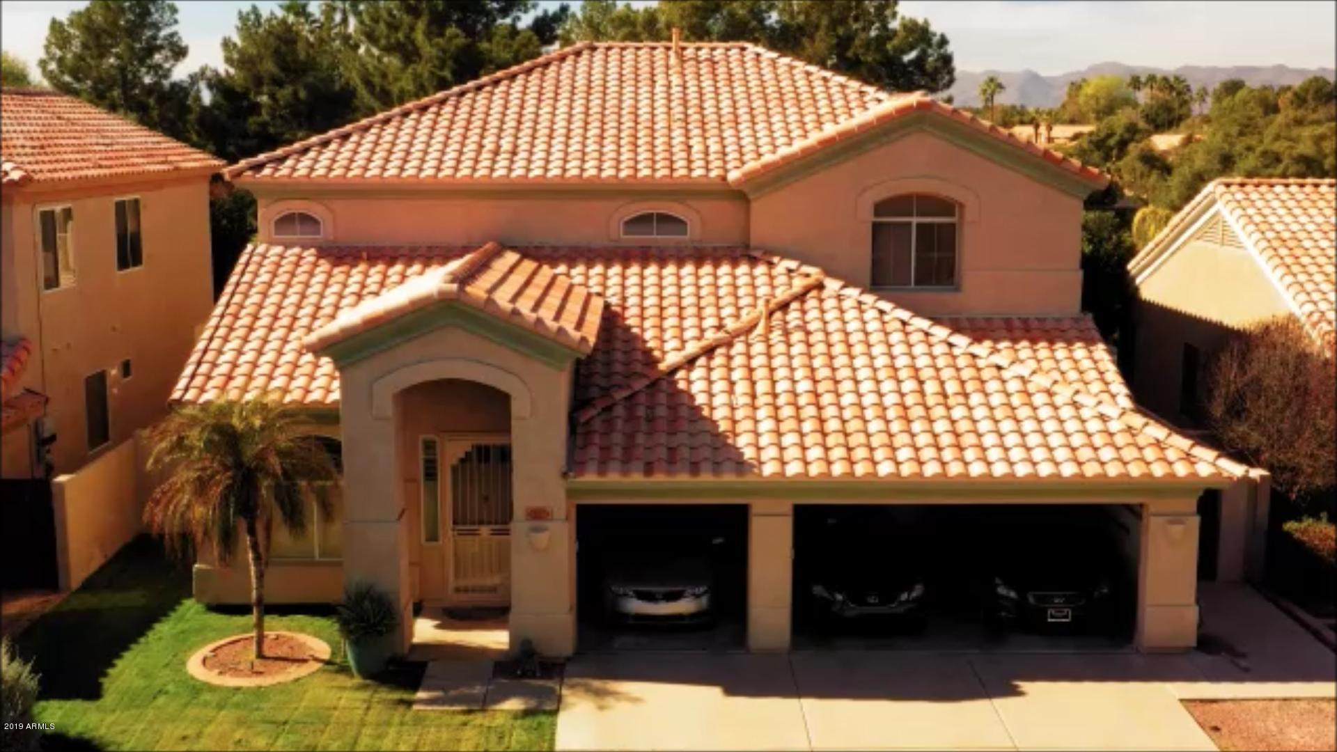 Photo of 9758 S LA ROSA Drive, Tempe, AZ 85284