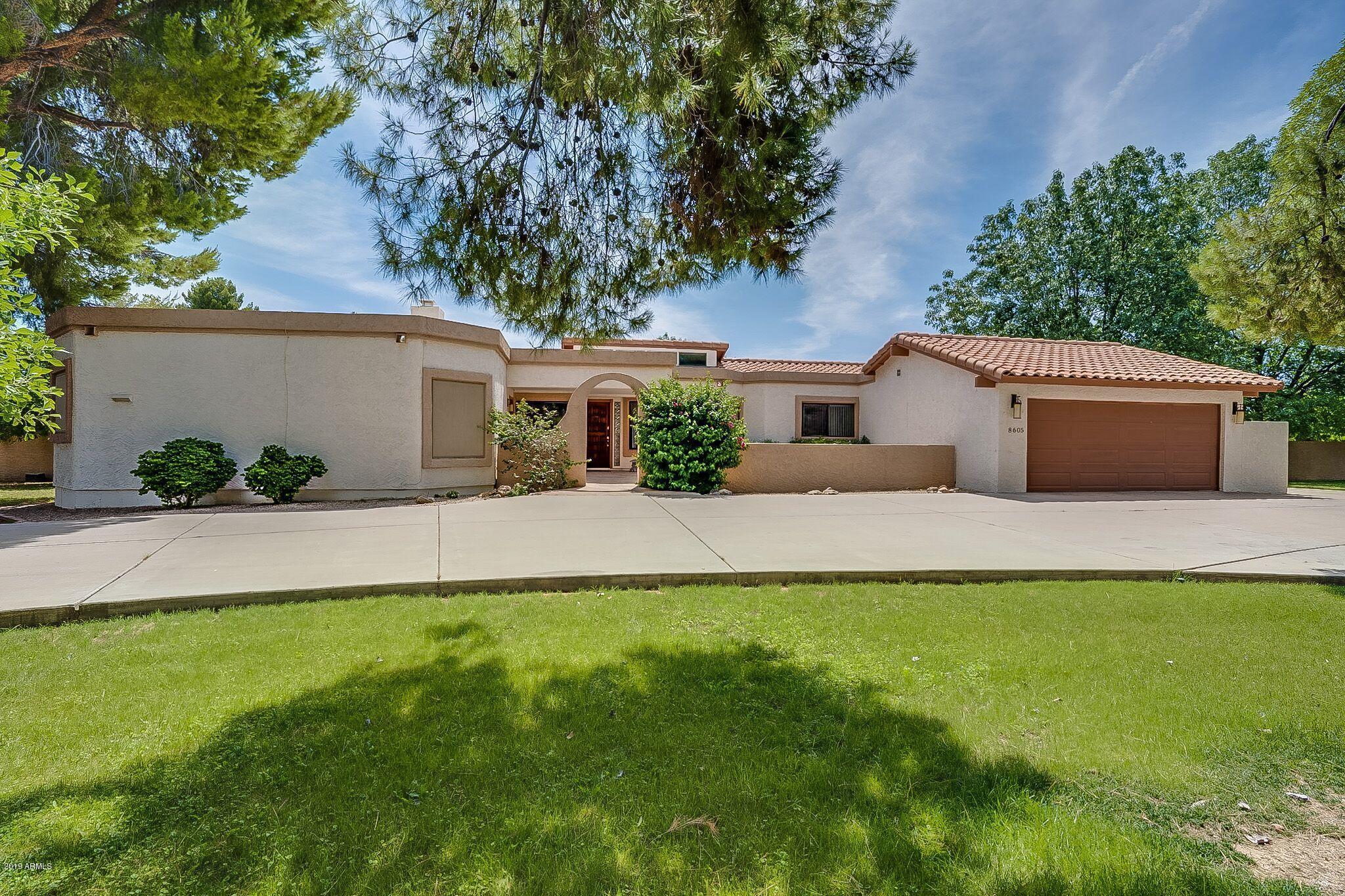 Photo of 8605 S STANLEY Place, Tempe, AZ 85284