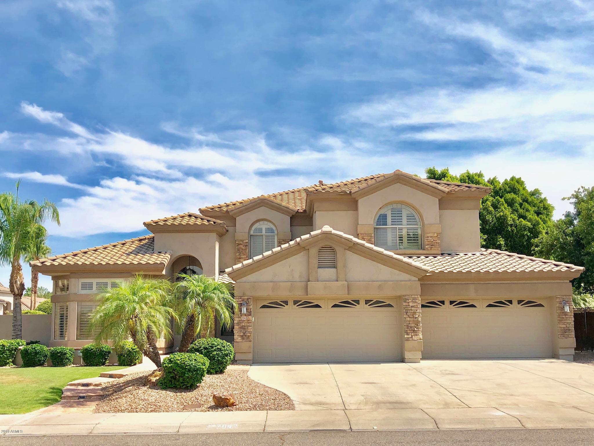 Photo of 7042 W FIREBIRD Drive, Glendale, AZ 85308