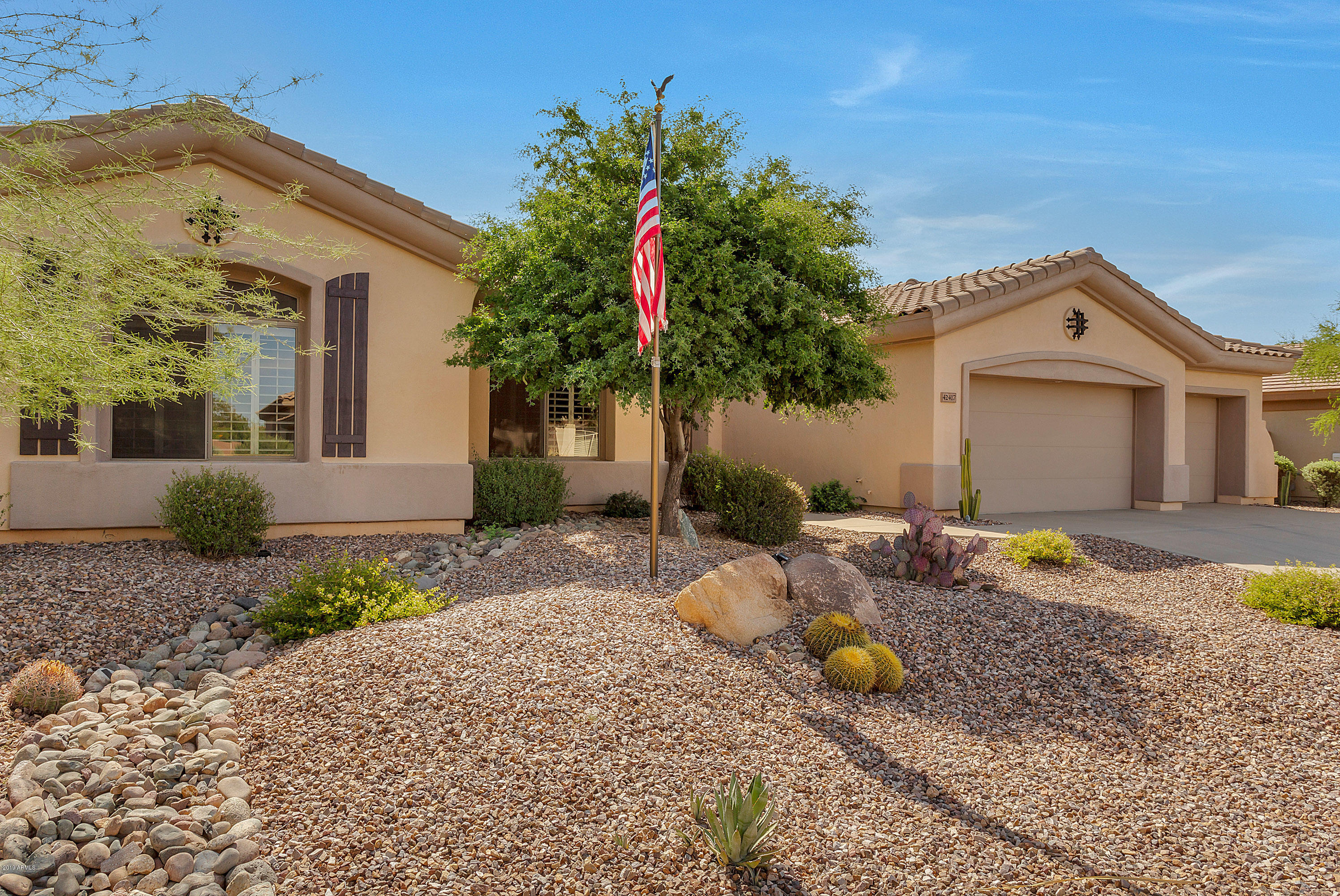 42417 N STONEMARK Drive, one of homes for sale in Anthem