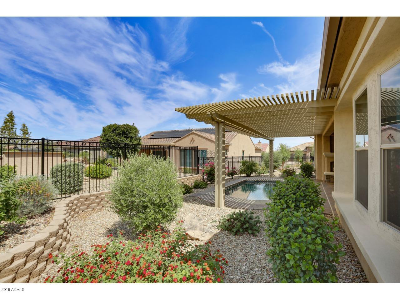 MLS 5937472 19554 N 269TH Drive, Buckeye, AZ 85396 Buckeye AZ Private Pool