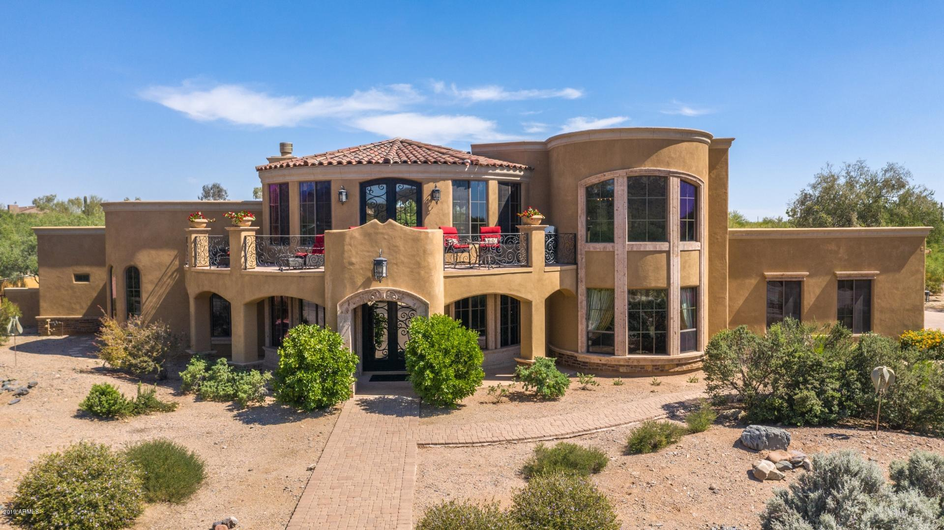 Photo of 4690 E GALVIN Street, Cave Creek, AZ 85331