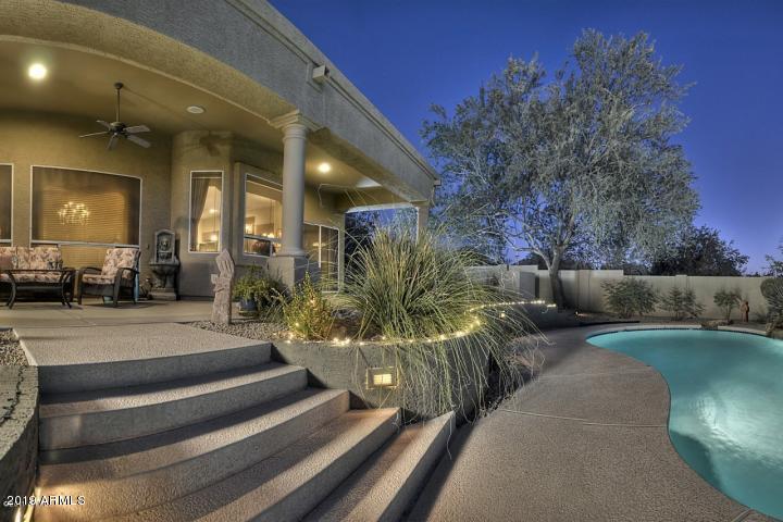 8195 E WHISPERING WIND Drive, Scottsdale AZ 85255