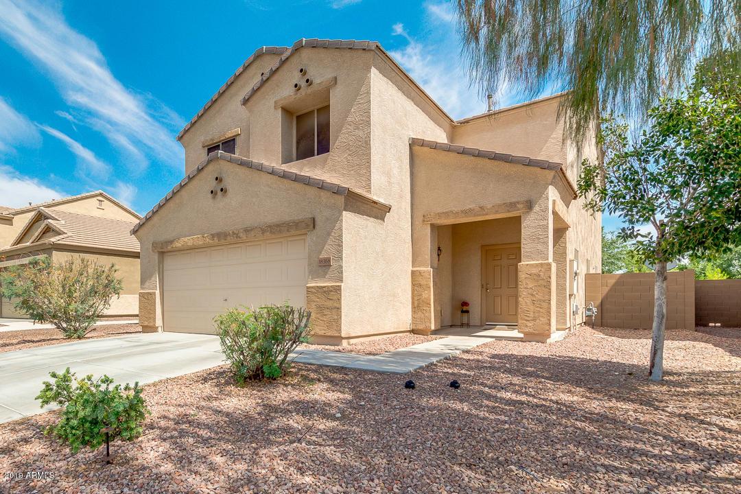 Photo of 18368 W MISSION Lane, Waddell, AZ 85355