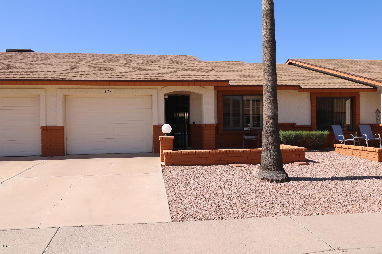 Photo of 8161 E KEATS Avenue #378, Mesa, AZ 85209