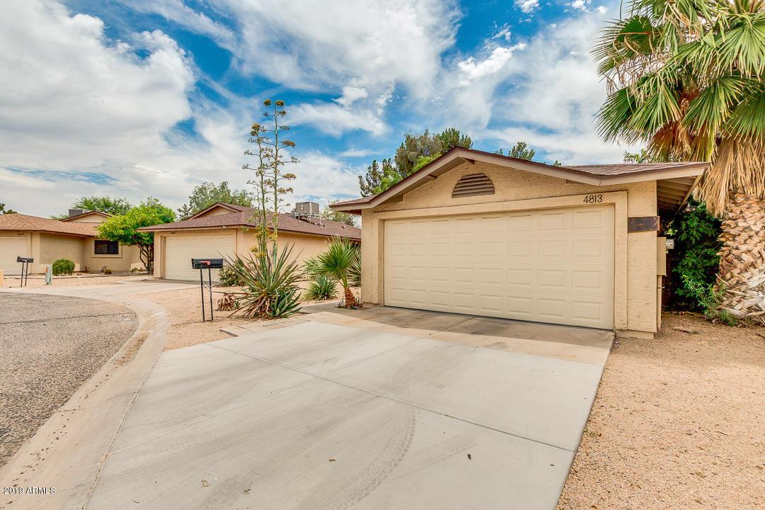 Photo of 4813 W KRALL Street, Glendale, AZ 85301