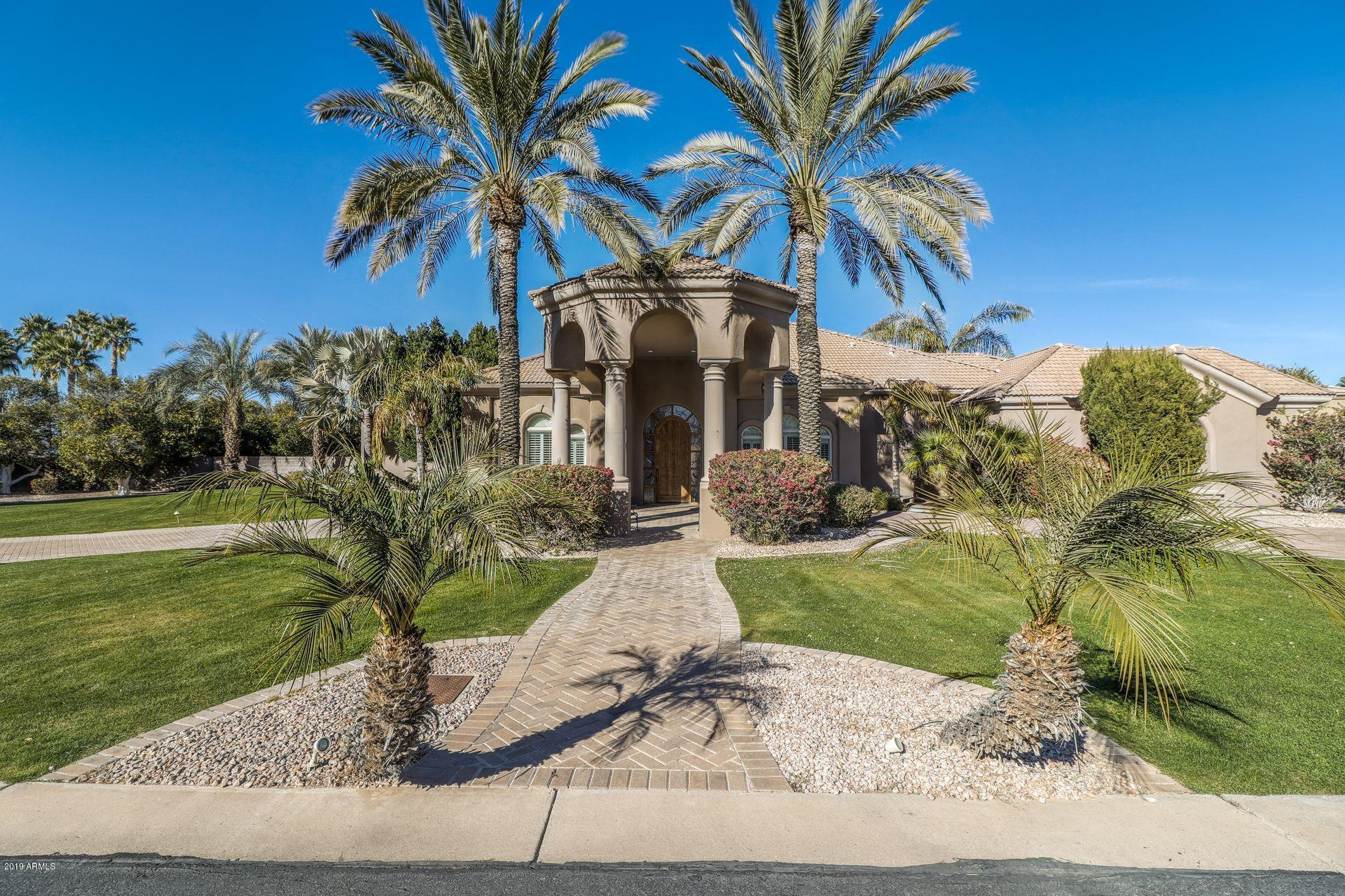 Photo of 3928 E MINTON Circle, Mesa, AZ 85215