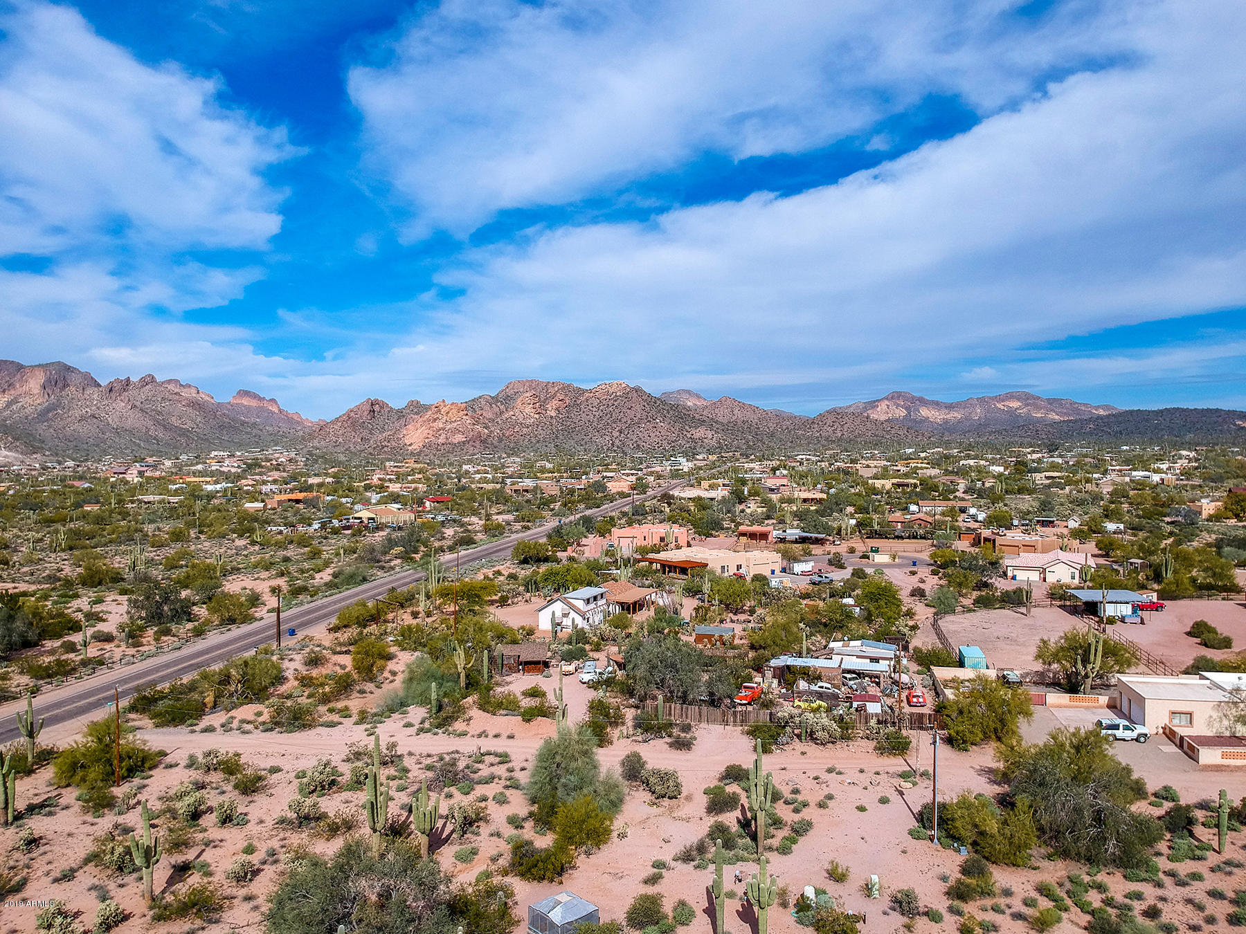 MLS 5940977 4173 N WOLVERINE PASS Road, Apache Junction, AZ 85119 Apache Junction AZ One Plus Acre Home