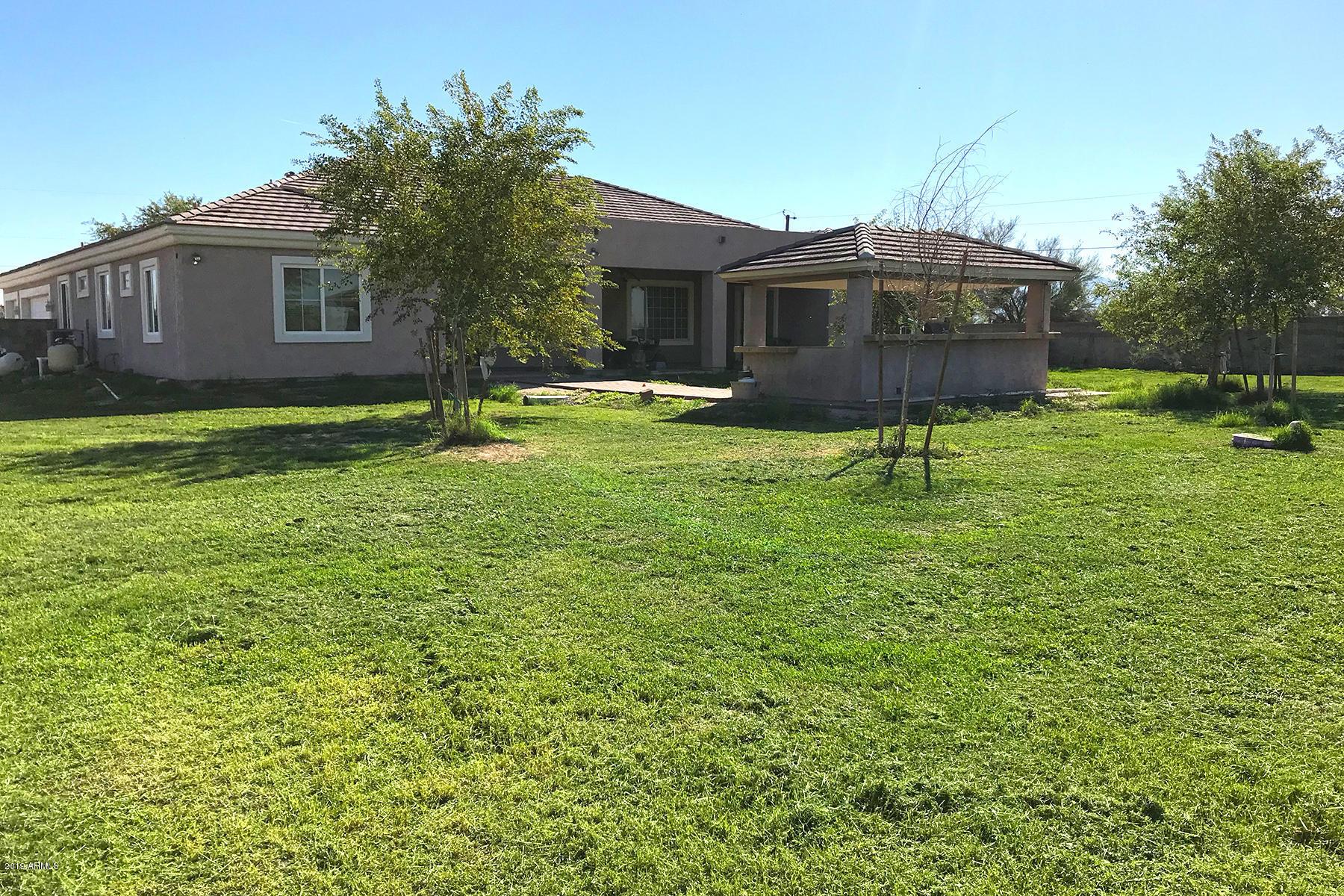 MLS 5941082 2916 S 165TH Avenue, Goodyear, AZ Goodyear Horse Property for Sale