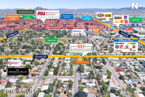 Property for sale at 501 E Broadway Road, Tempe,  Arizona 85282