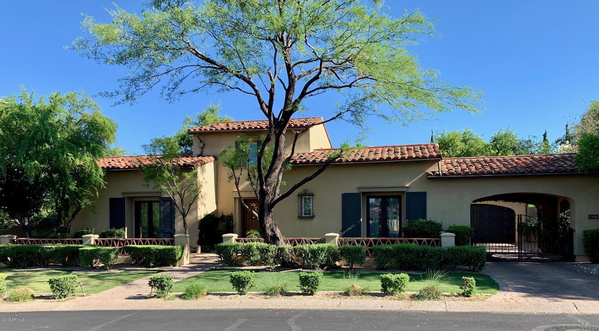 Photo of 8234 E WING SHADOW Road, Scottsdale, AZ 85255