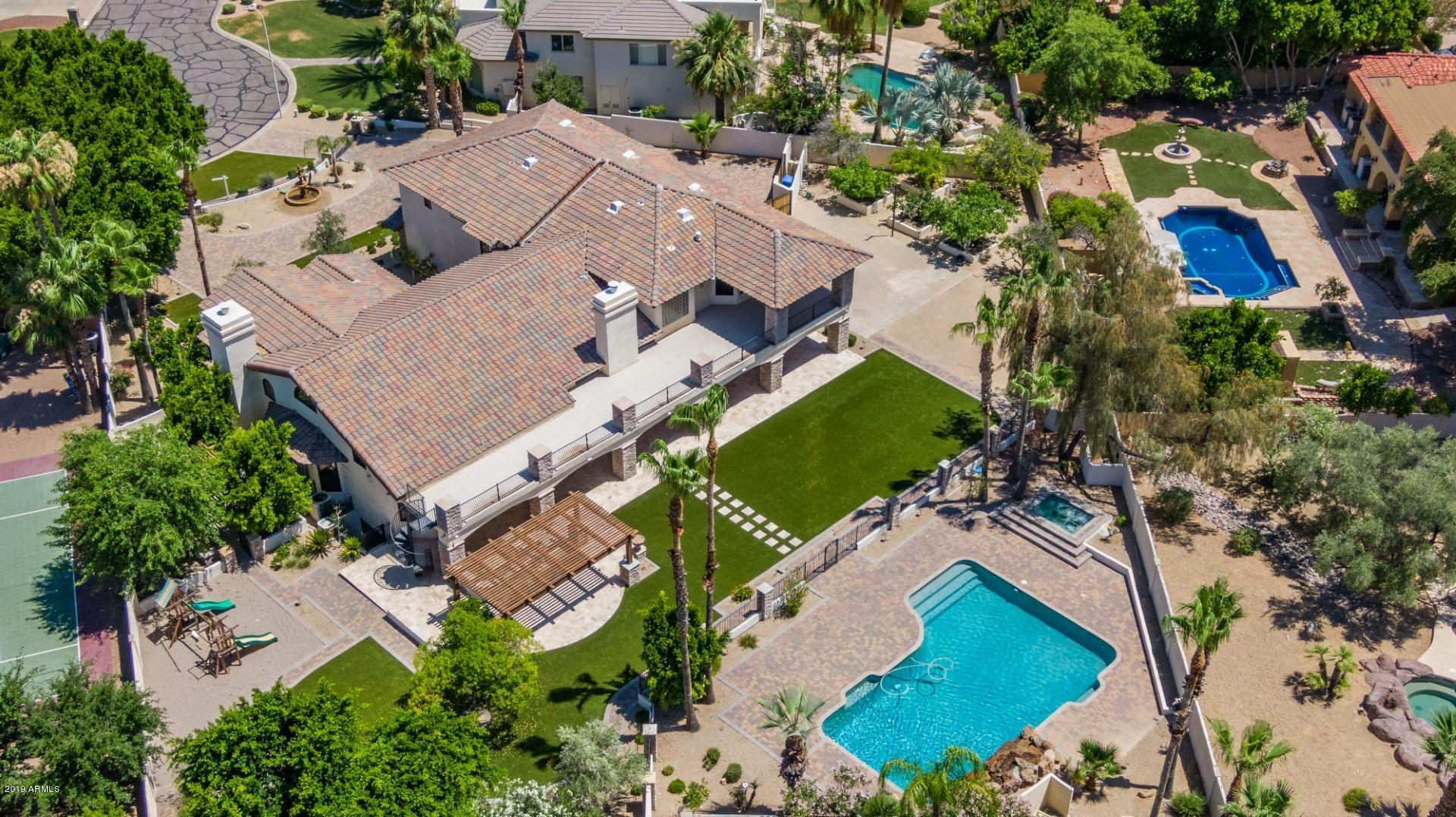 MLS 5941371 11808 S TUZIGOOT Court, Phoenix, AZ 85044 Ahwatukee Community AZ Private Pool