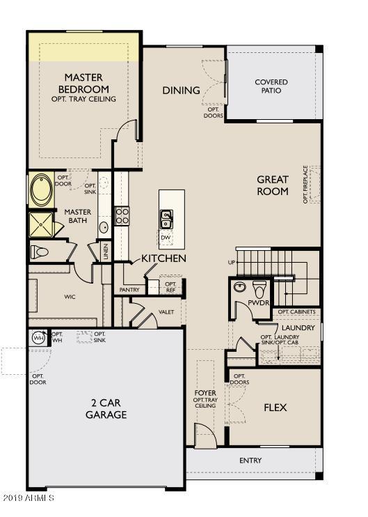 MLS 5941393 36692 N Rocky Mountain Trail, San Tan Valley, AZ 85140 San Tan Valley AZ 5 or More Bedroom