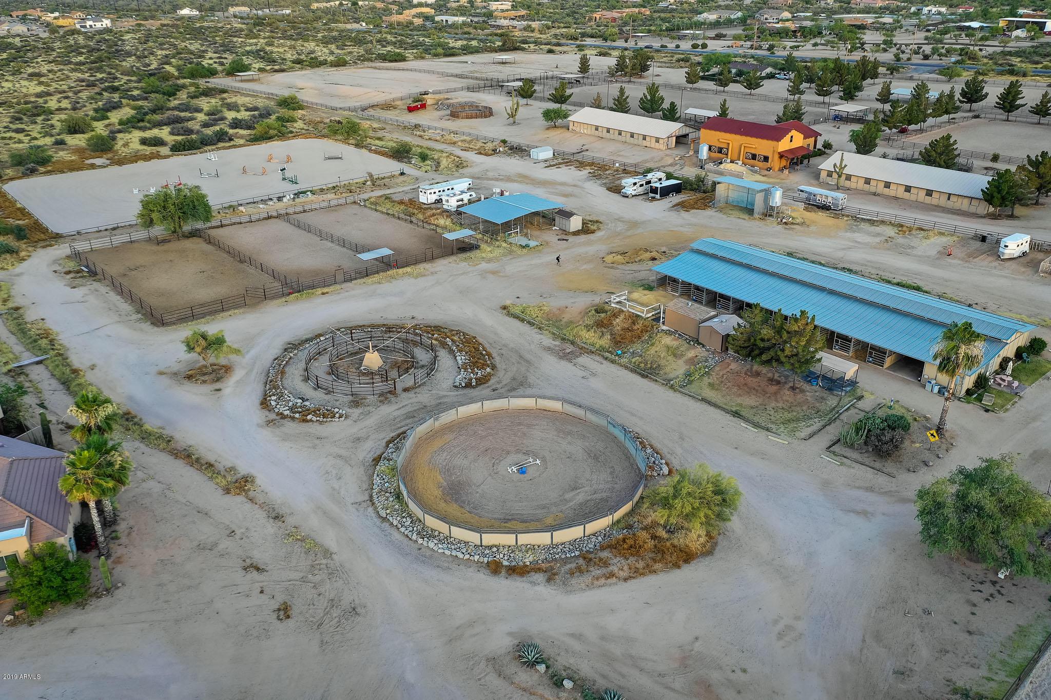 MLS 5941639 28425 N 160TH Street, Scottsdale, AZ Scottsdale Horse Property for Sale