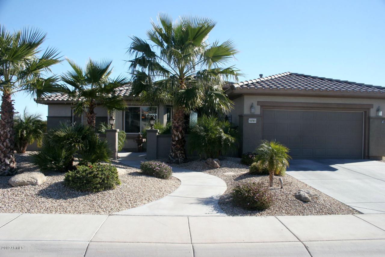 Photo of 18761 N CELOSIA Lane, Surprise, AZ 85387