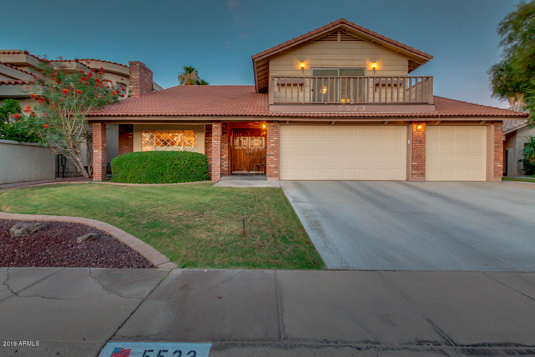 Photo of 5523 S COMPASS Road, Tempe, AZ 85283