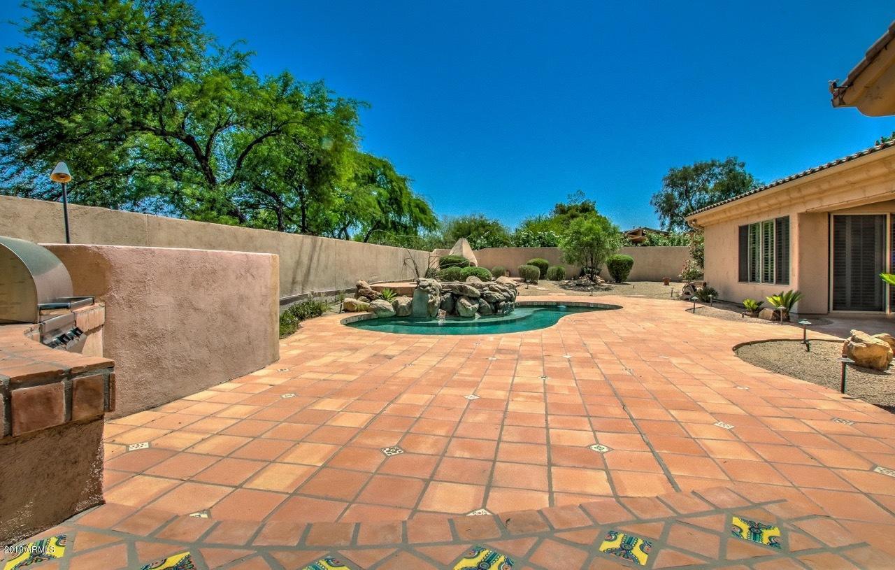 MLS 5942556 8192 E MERCER Lane, Scottsdale, AZ 85260 Scottsdale AZ Private Pool