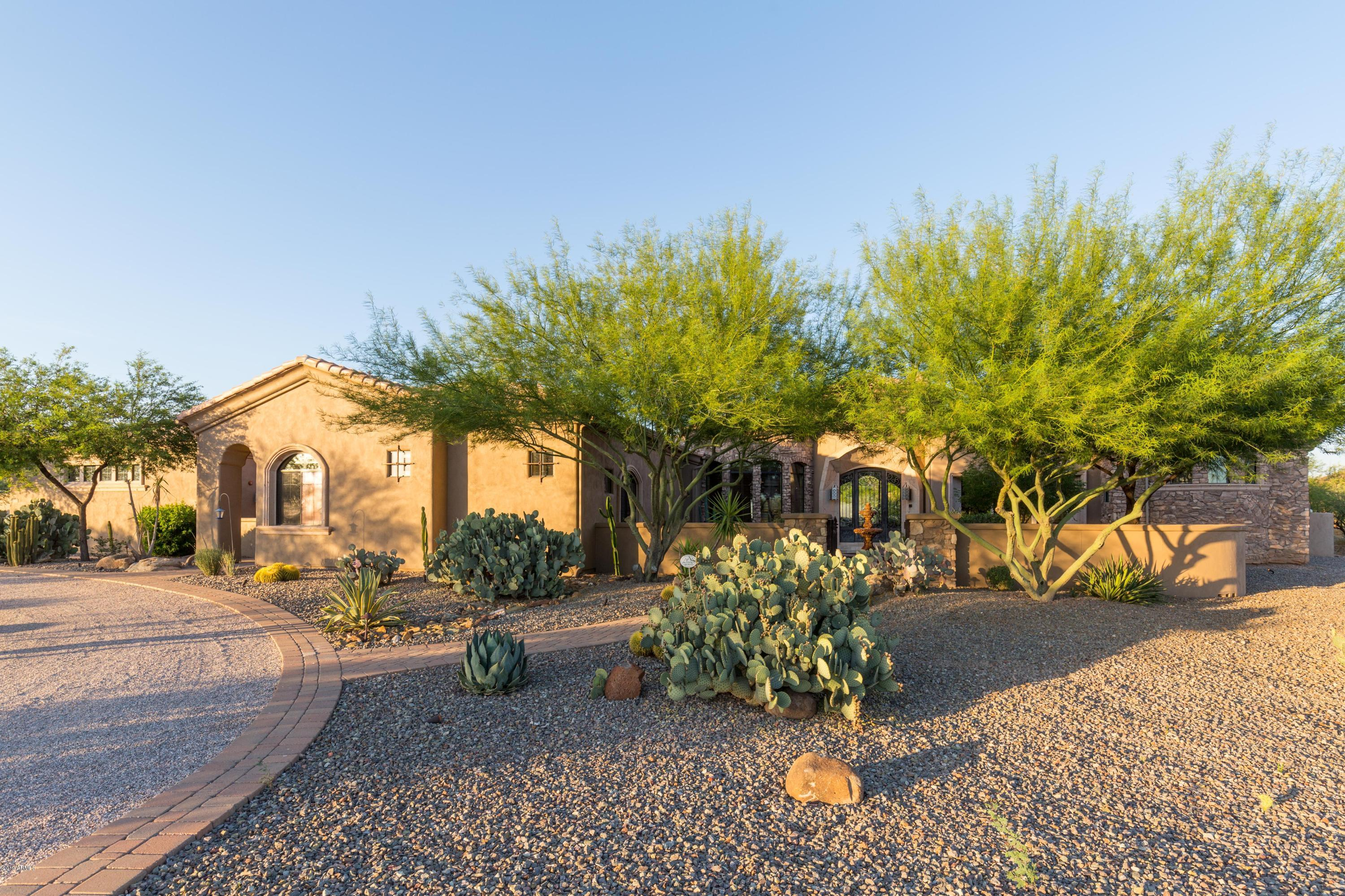 MLS 5942016 35155 N 45TH Street, Cave Creek, AZ 85331 Cave Creek AZ Private Spa