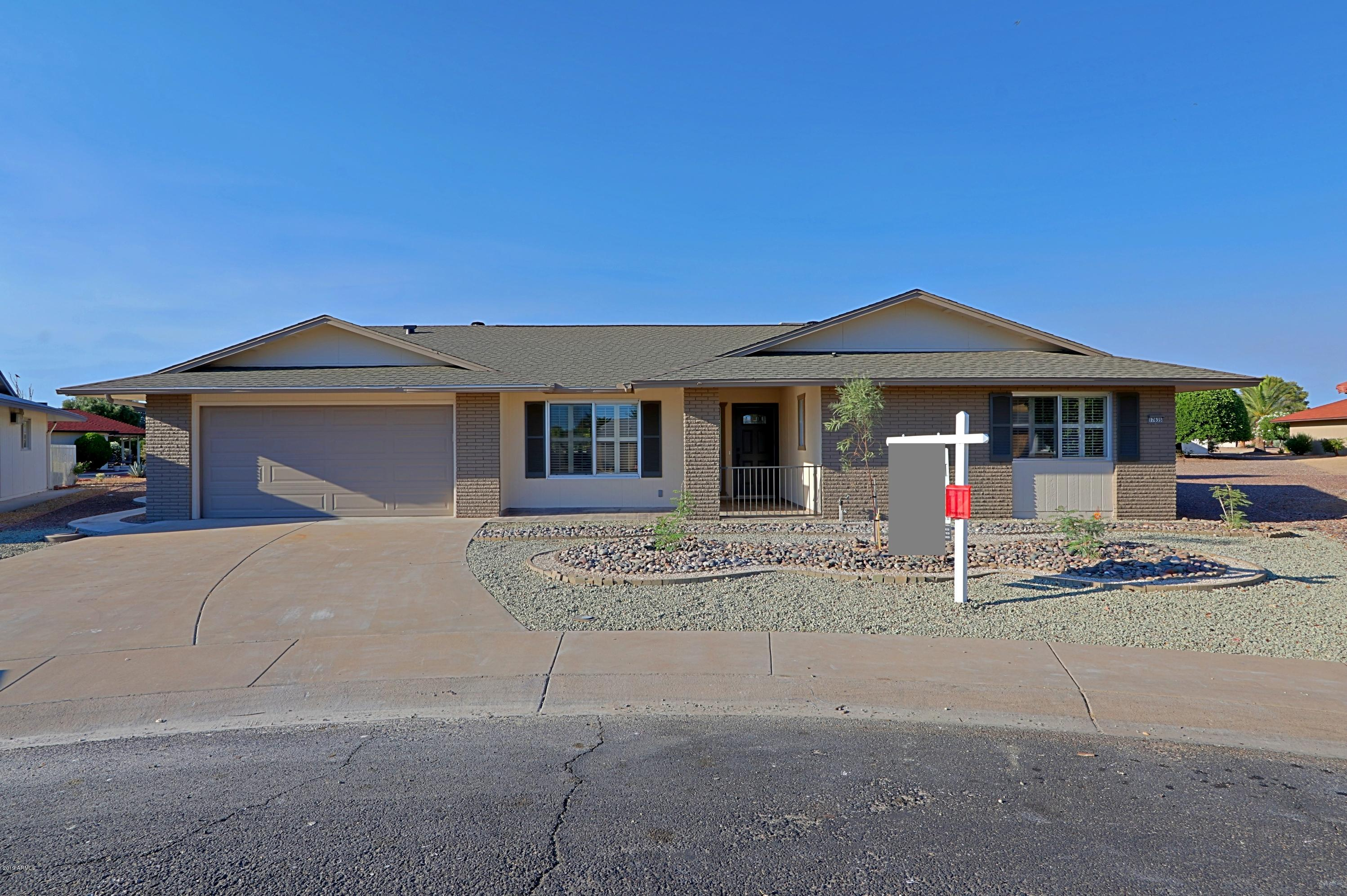 MLS 5942113 17635 N 131ST Drive, Sun City West, AZ 85375 Sun City West AZ Cul-De-Sac