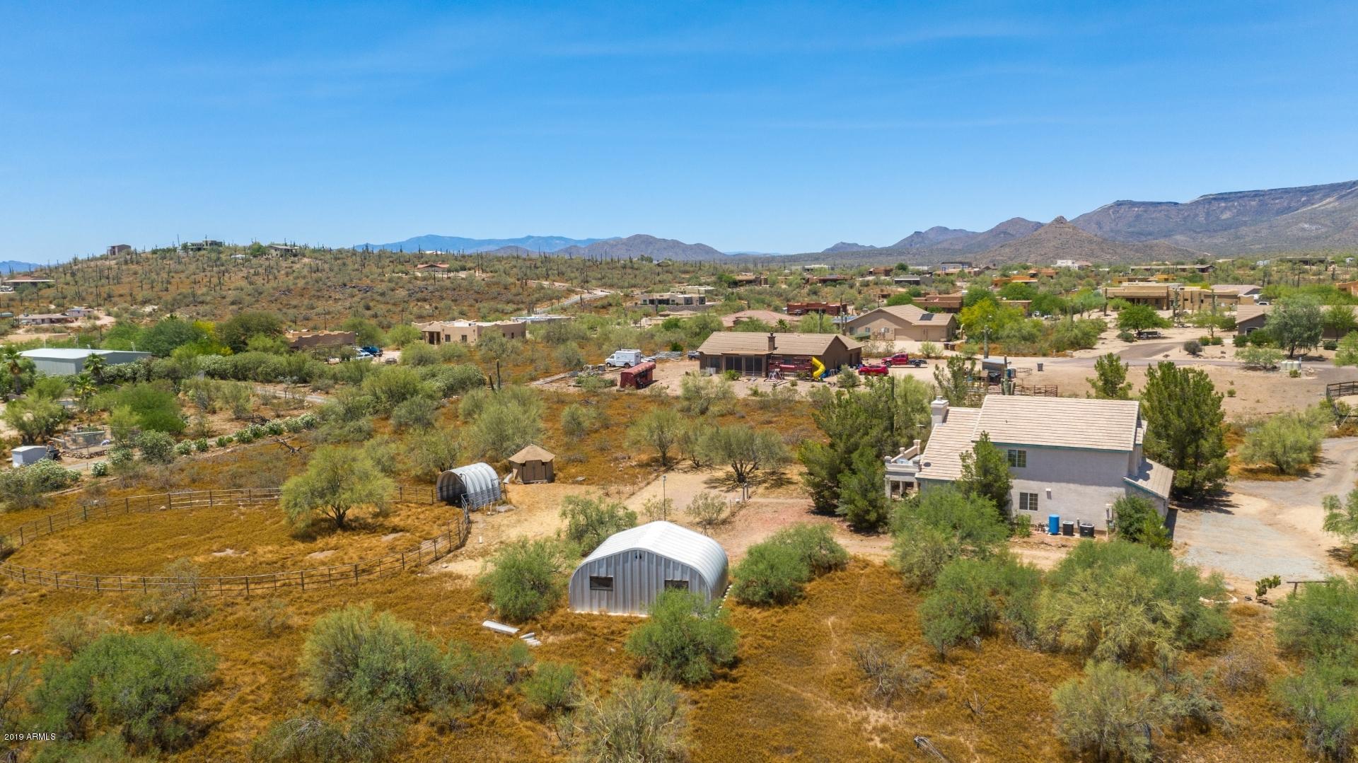 MLS 5942584 44644 N 20TH Street, New River, AZ New River Horse Property