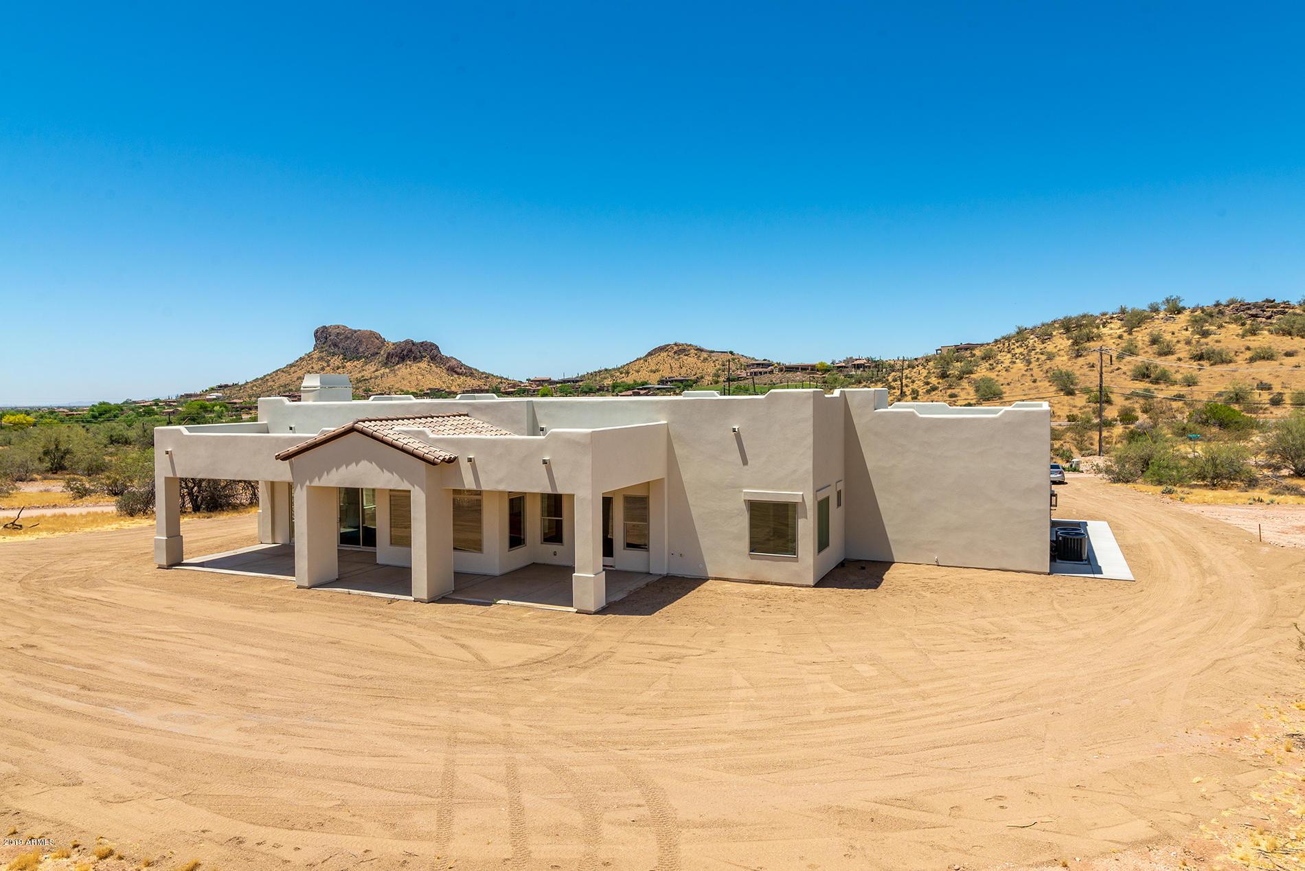 MLS 5944705 9656 E Broken Arrow --, Gold Canyon, AZ 85118 Gold Canyon AZ Spec Home