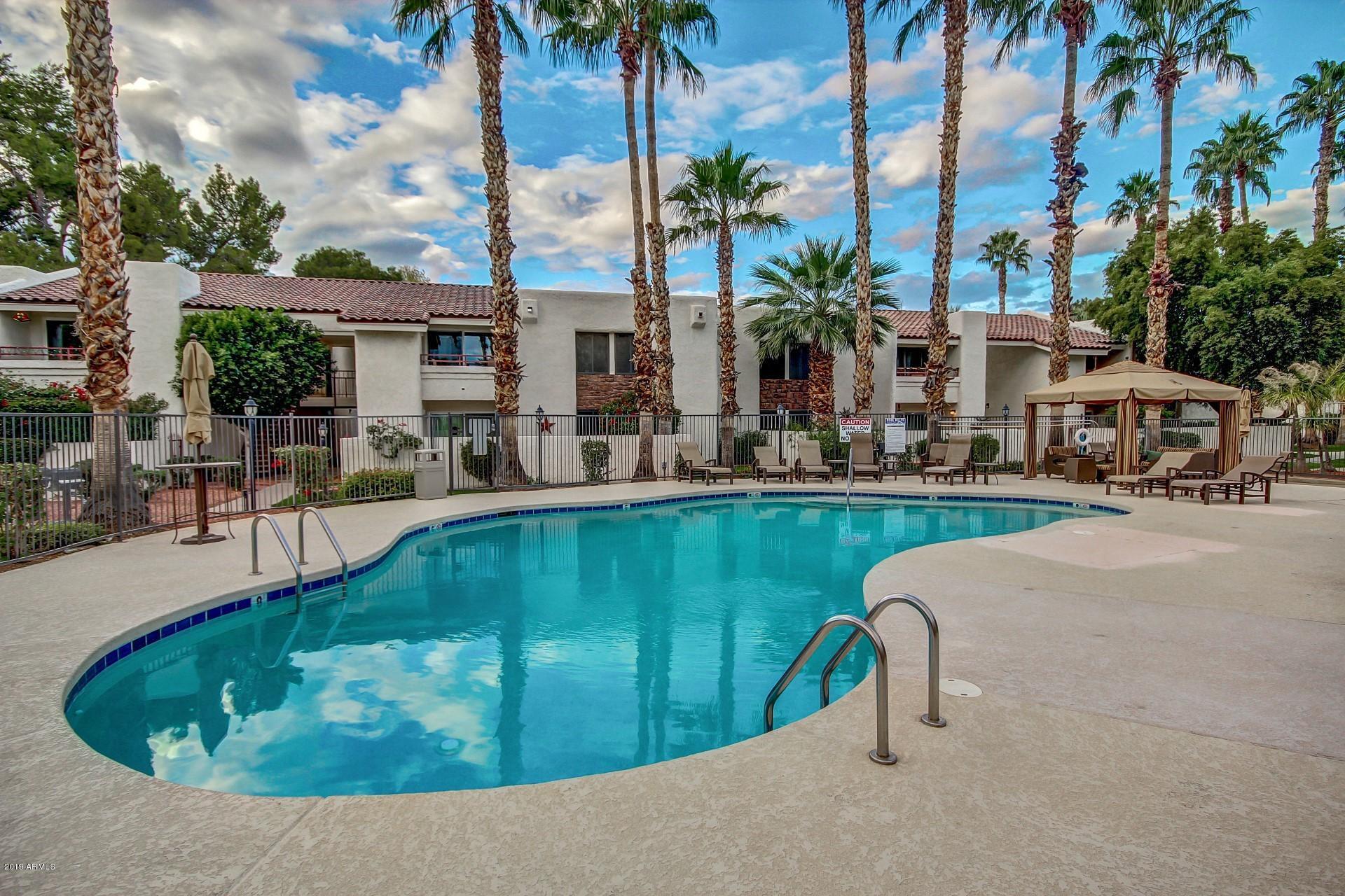 MLS 5942884 7350 N VIA PASEO DEL SUR -- Unit Q205, Scottsdale, AZ 85258 Scottsdale AZ Golf
