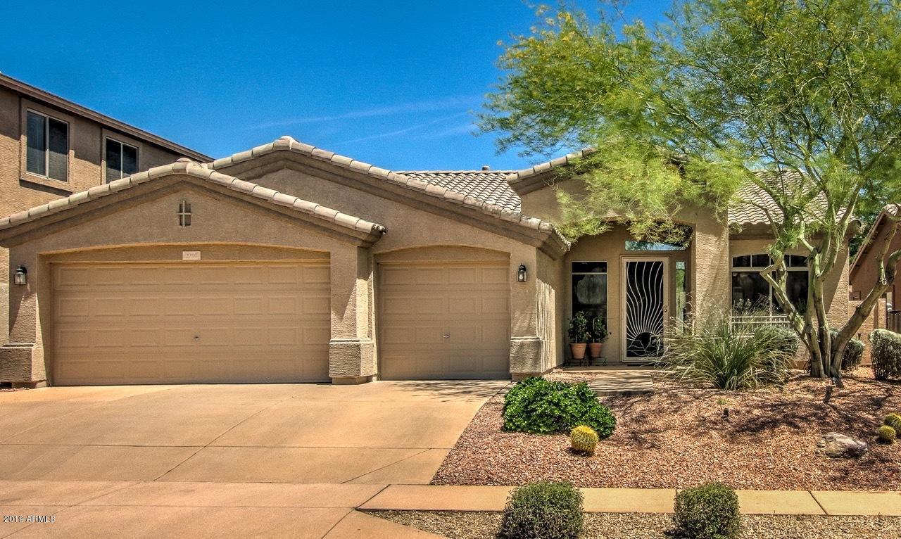 2707 W VIA BONA FORTUNA --, Anthem in Maricopa County, AZ 85086 Home for Sale