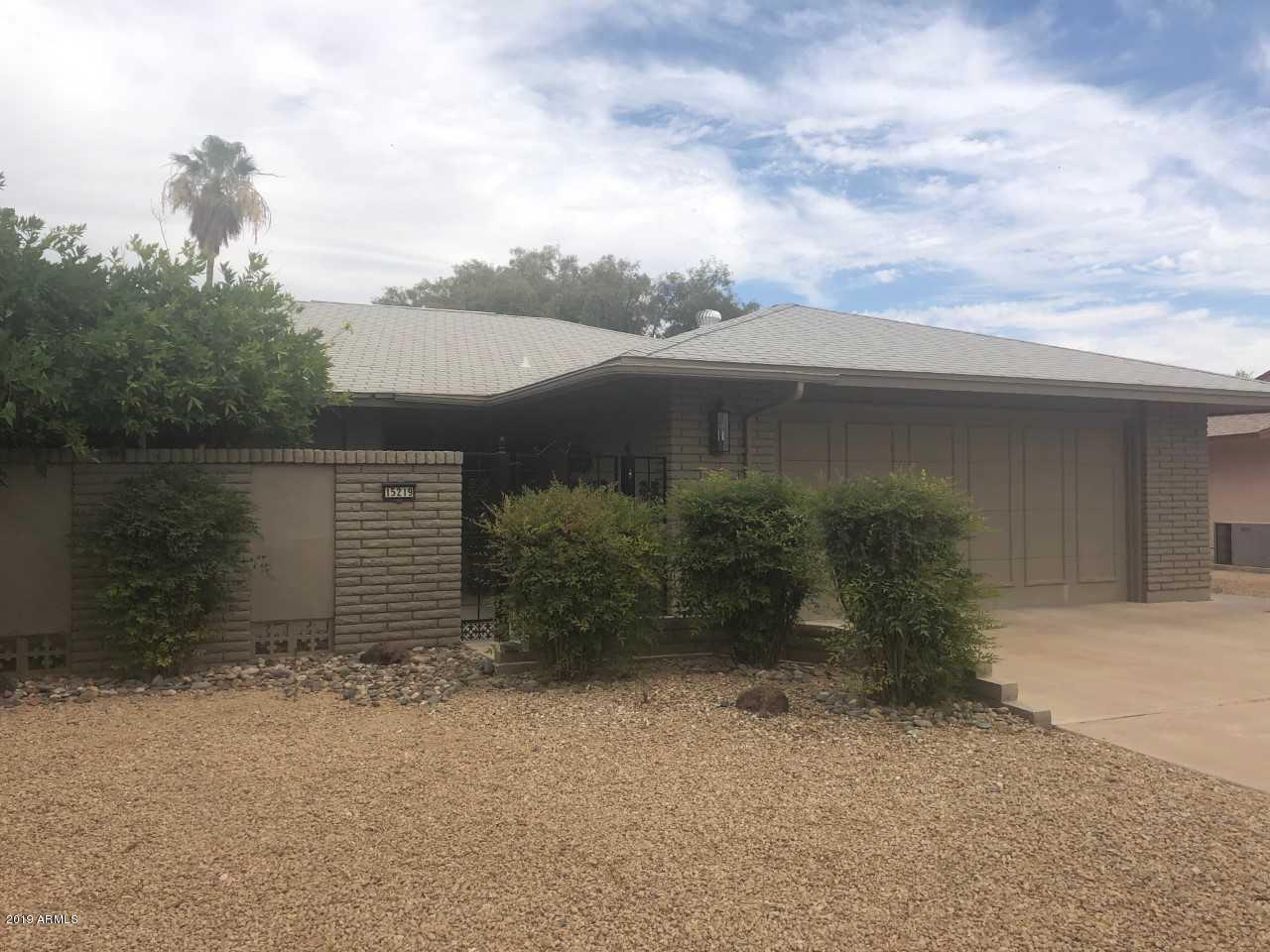 Photo of 15219 N RIDGEVIEW Road, Sun City, AZ 85351