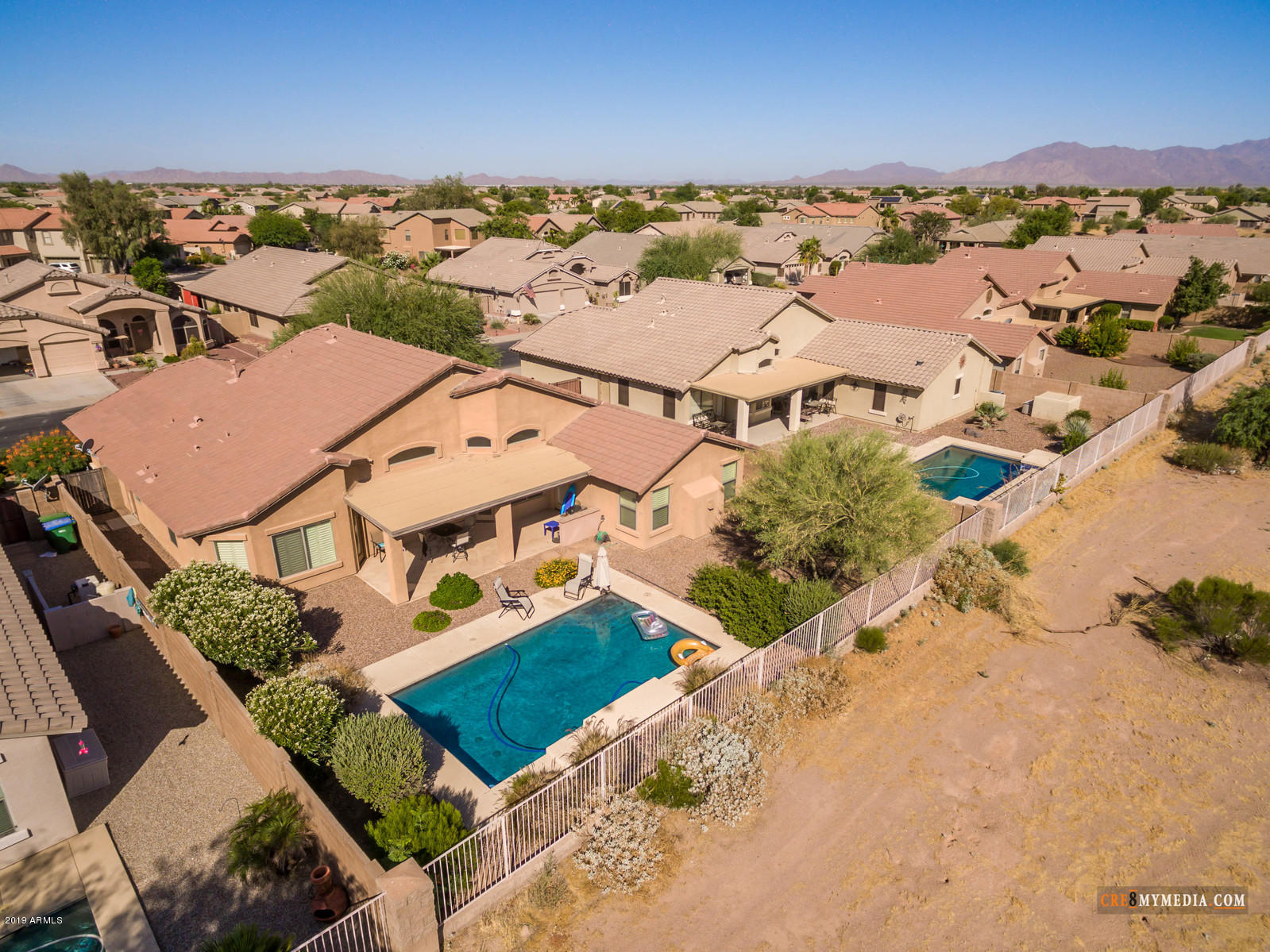 MLS 5942023 22299 N REIS Drive, Maricopa, AZ 85138 Maricopa AZ Private Pool