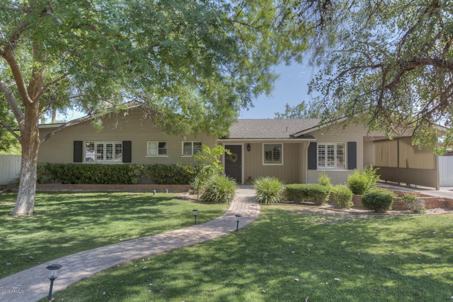 Photo of 5709 E MONTEROSA Street, Phoenix, AZ 85018